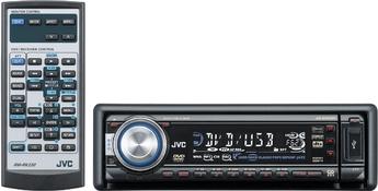Produktfoto JVC KD-DV 6202