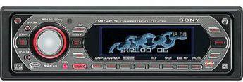 Produktfoto Sony CDX-GT 500
