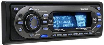 Produktfoto Sony CDX-GT 700 D