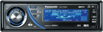 Produktfoto Panasonic CQ-C7303N