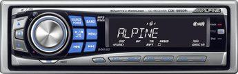Produktfoto Alpine CDE-9850 RI