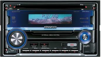 Produktfoto Kenwood DPX 701 U