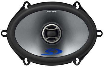 Produktfoto Alpine SPS-57 C2