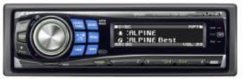 Produktfoto Alpine CDA-9857 R