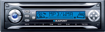 Produktfoto Blaupunkt Milano MP 26