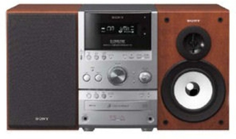 Produktfoto Sony CMT-SPZ 50