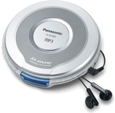 Produktfoto Panasonic SL-SX 480