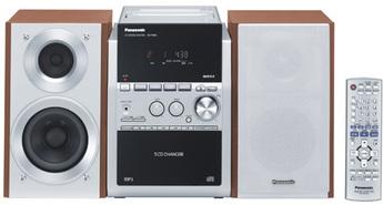 Produktfoto Panasonic SC-PM 53