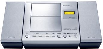 Produktfoto Panasonic SC-EN 27 EG-S