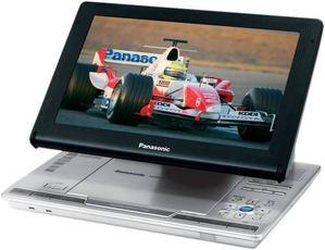 Produktfoto Panasonic DVD-LS91EG-S