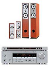 Produktfoto Yamaha HTIB 210 (DVD-S657/RX-V357/SP.)