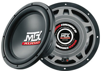 Produktfoto MTX Audio RT 10-04