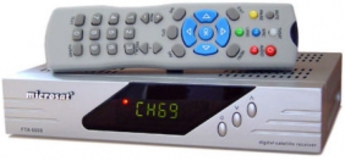 Produktfoto Microsat 6002 FTA