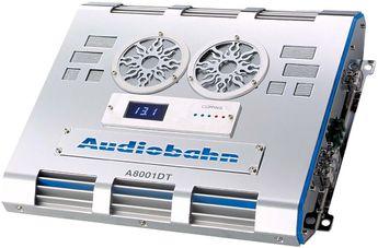 Produktfoto Audiobahn A 8001 DT