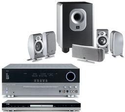 Produktfoto Harman-Kardon Cinepower 200 (AVR 130/DVD 27/JBL SCS 200.5)