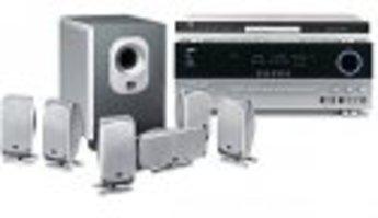 Produktfoto Harman-Kardon Cinevision 200 (AVR 135/DVD 27/JBL SCS 200.6)
