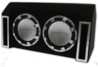 Produktfoto Audiobahn ABB 121 N
