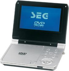Produktfoto SEG DVX-P527T