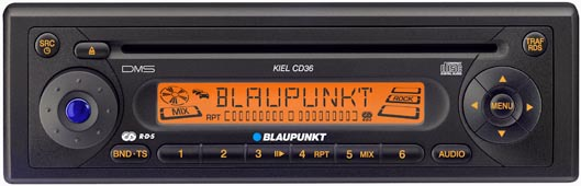 blaupunkt kiel cd 36 autoradio tests erfahrungen im. Black Bedroom Furniture Sets. Home Design Ideas