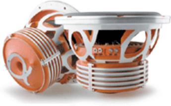 Produktfoto Alphasonik PSW 615 J