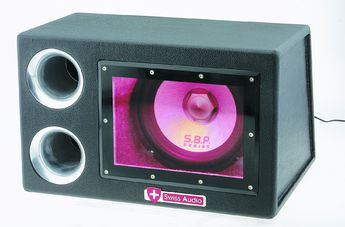 Produktfoto Swiss Audio SBP 110