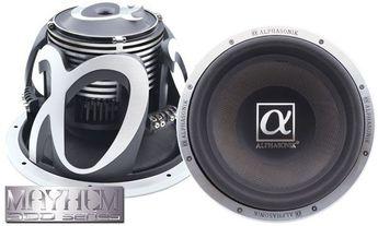 Produktfoto Alphasonik PSW 915