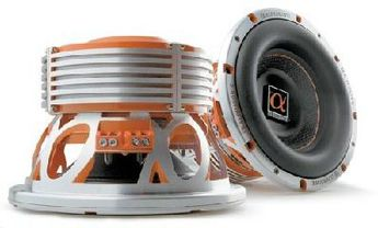 Produktfoto Alphasonik PSW 812 J