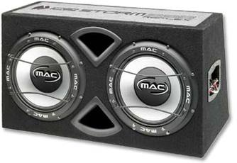 Produktfoto Mac Audio ICE Storm 225 Reflex