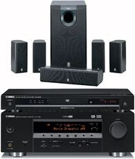 Produktfoto Yamaha AV-PACK 106 (RX-V 359/DVD-S 559/NS-P 110)