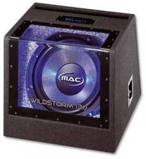 Produktfoto Mac Audio Wildstorm 130