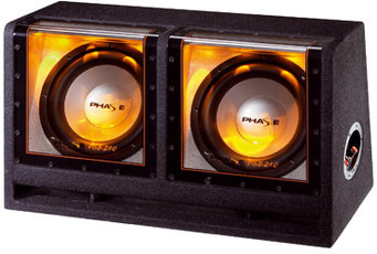 Produktfoto Phase Linear PSB 210