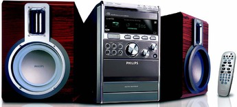 Produktfoto Philips MCM760