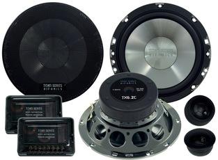 Produktfoto Hifonics TX 6.2 C