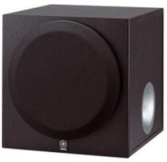 yamaha yst sw 012 subwoofer aktiv tests erfahrungen im. Black Bedroom Furniture Sets. Home Design Ideas