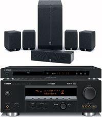 Produktfoto Yamaha AV-PACK 206 (RX-V459/DVD-S557/NS-P270)