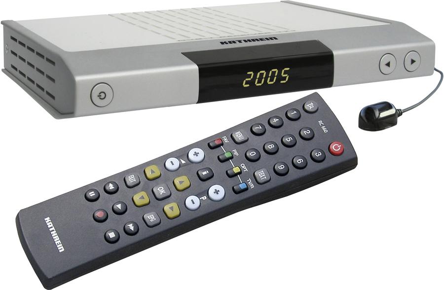 kathrein ufs 601 satelliten receiver digital tests. Black Bedroom Furniture Sets. Home Design Ideas
