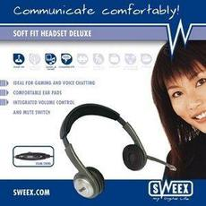 Produktfoto Sweex HM 402 SOFT FIT Deluxe