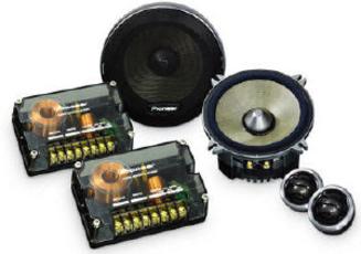 Produktfoto Pioneer TS-C 131 PRS
