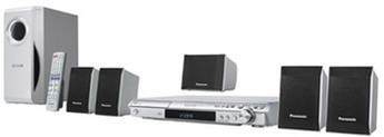 Produktfoto Panasonic SC-HT 340