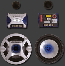 Produktfoto Cadence ZXC 601 K