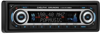 Produktfoto Delphi Grundig S 3000 MP3