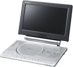 Produktfoto Panasonic DVD-LX110EGS