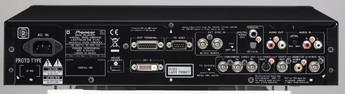 Produktfoto Pioneer DVD-V 8000