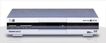Produktfoto Homecast S 3100 CR
