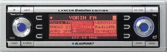 Produktfoto Blaupunkt Bremen Lancer Evolution Edition