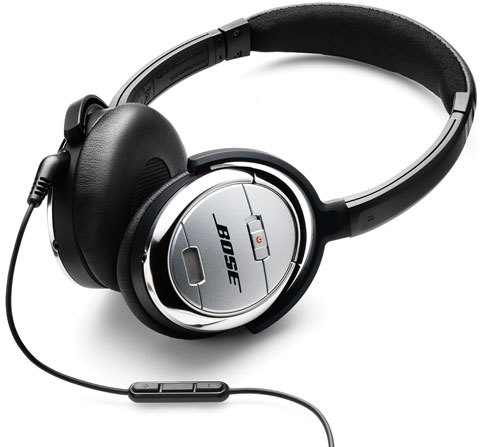 bose quietcomfort 3 on ear kopfh rer tests erfahrungen. Black Bedroom Furniture Sets. Home Design Ideas