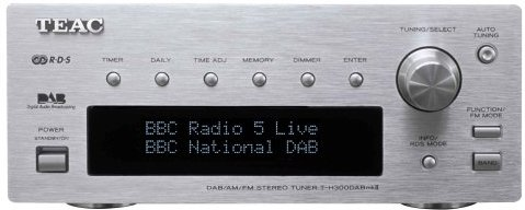 teac th 300 dab mk iii dab dab tuner radio tests. Black Bedroom Furniture Sets. Home Design Ideas