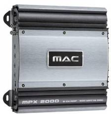 Produktfoto Mac Audio MPX 2000