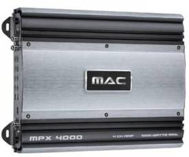 Produktfoto Mac Audio MPX 4000