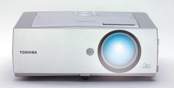 Produktfoto Toshiba TDP-TW350